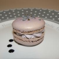 Macarons à la violette (Christophe Felder)