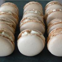 Macarons à la vanille V2 - Ganache montée vanille (Christophe Felder)